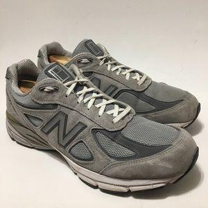 New Balance 990V4 M990GL4 Mens shoes Size 12 2E